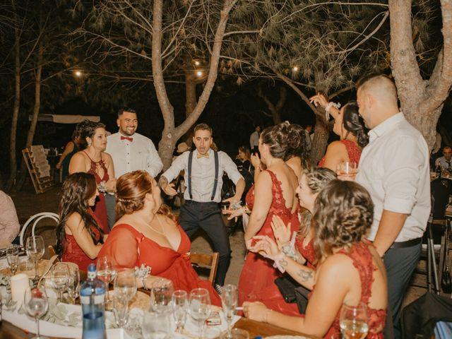 La boda de Ivan y Jennifer en Riudoms, Tarragona 56
