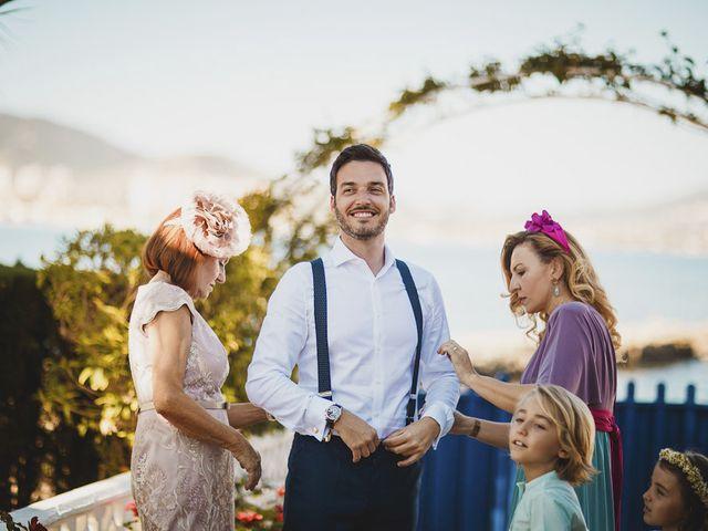 La boda de Juan y Elena en La Manga Del Mar Menor, Murcia 6