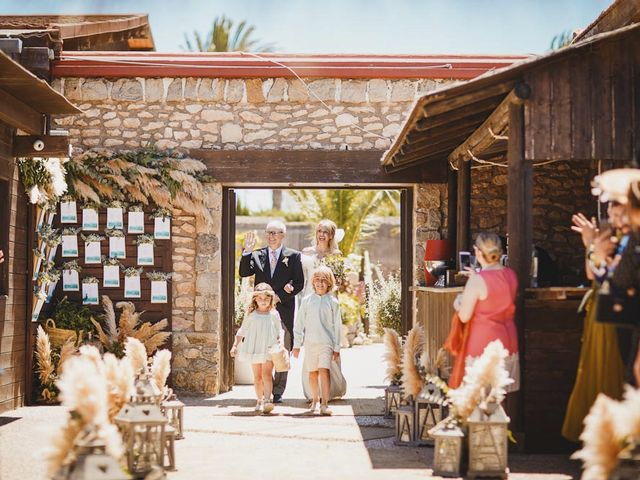 La boda de Juan y Elena en La Manga Del Mar Menor, Murcia 44