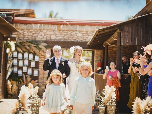 La boda de Juan y Elena en La Manga Del Mar Menor, Murcia 45