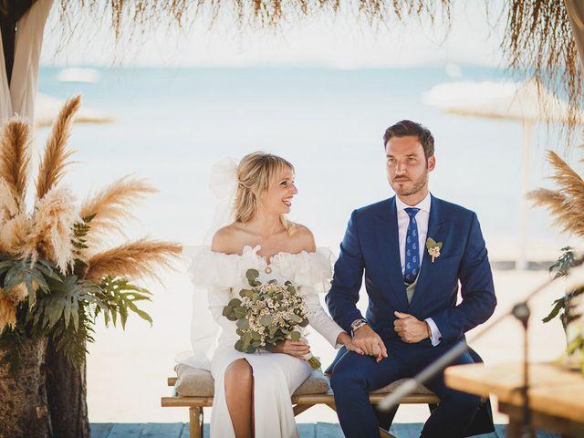 La boda de Juan y Elena en La Manga Del Mar Menor, Murcia 46