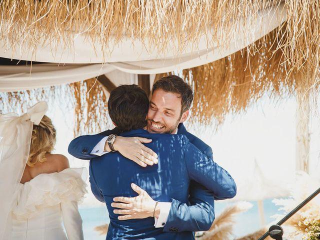 La boda de Juan y Elena en La Manga Del Mar Menor, Murcia 52