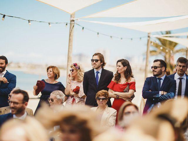 La boda de Juan y Elena en La Manga Del Mar Menor, Murcia 55