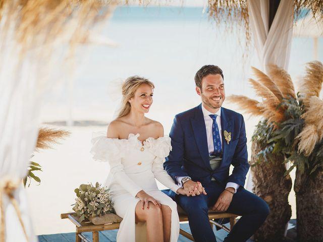 La boda de Juan y Elena en La Manga Del Mar Menor, Murcia 57