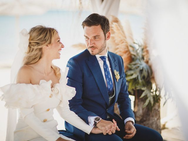 La boda de Juan y Elena en La Manga Del Mar Menor, Murcia 59