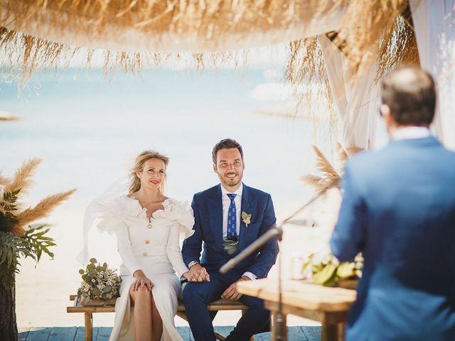La boda de Juan y Elena en La Manga Del Mar Menor, Murcia 60