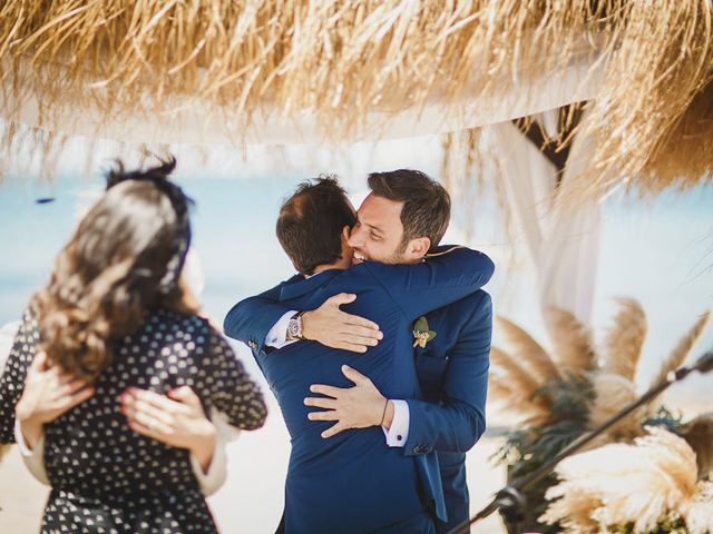 La boda de Juan y Elena en La Manga Del Mar Menor, Murcia 61