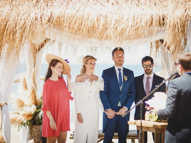 La boda de Juan y Elena en La Manga Del Mar Menor, Murcia 63