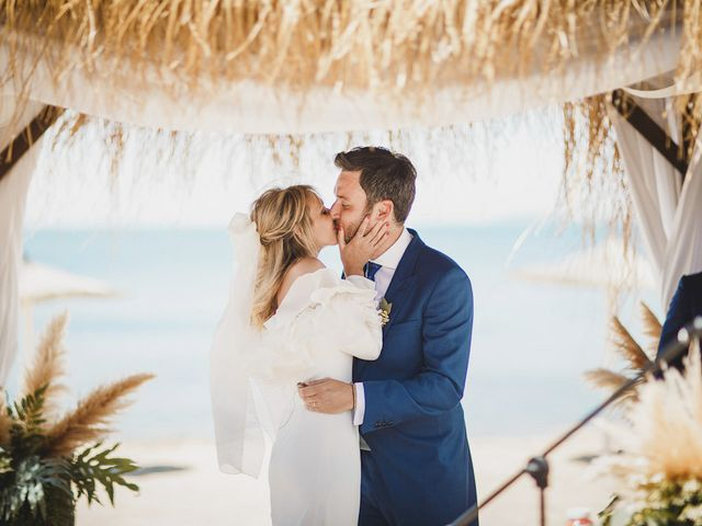 La boda de Juan y Elena en La Manga Del Mar Menor, Murcia 66