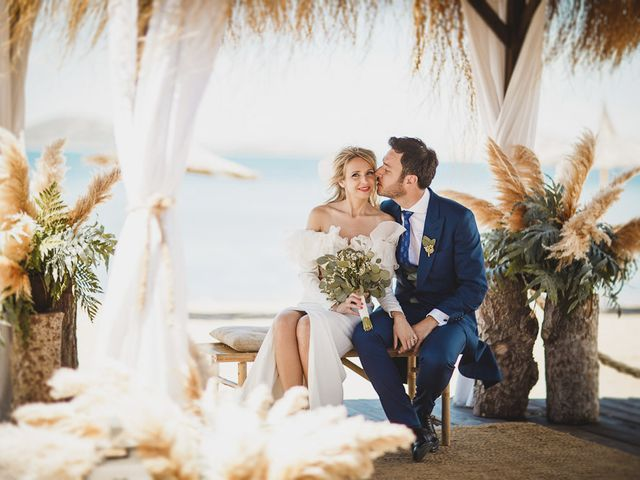 La boda de Juan y Elena en La Manga Del Mar Menor, Murcia 71