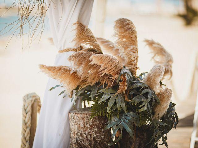 La boda de Juan y Elena en La Manga Del Mar Menor, Murcia 74
