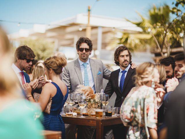 La boda de Juan y Elena en La Manga Del Mar Menor, Murcia 79