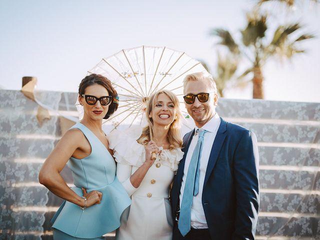 La boda de Juan y Elena en La Manga Del Mar Menor, Murcia 103