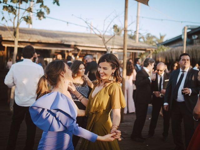 La boda de Juan y Elena en La Manga Del Mar Menor, Murcia 108