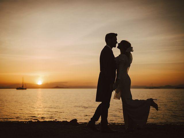 La boda de Juan y Elena en La Manga Del Mar Menor, Murcia 111