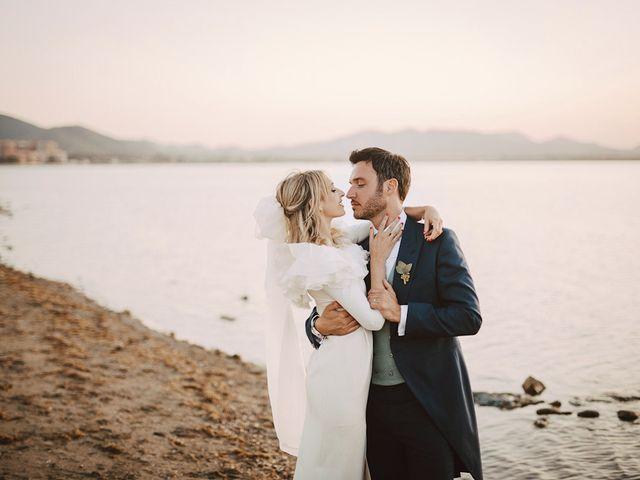 La boda de Juan y Elena en La Manga Del Mar Menor, Murcia 112
