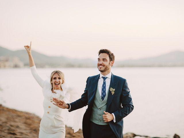 La boda de Juan y Elena en La Manga Del Mar Menor, Murcia 113