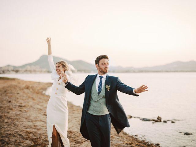 La boda de Juan y Elena en La Manga Del Mar Menor, Murcia 114