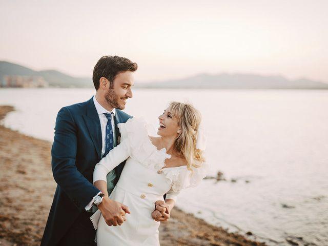 La boda de Juan y Elena en La Manga Del Mar Menor, Murcia 116