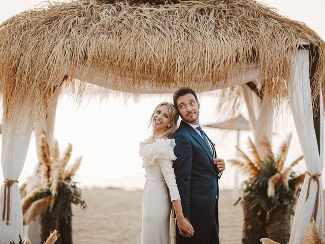 La boda de Juan y Elena en La Manga Del Mar Menor, Murcia 117