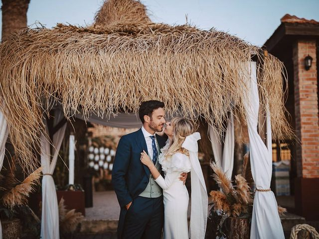 La boda de Juan y Elena en La Manga Del Mar Menor, Murcia 119