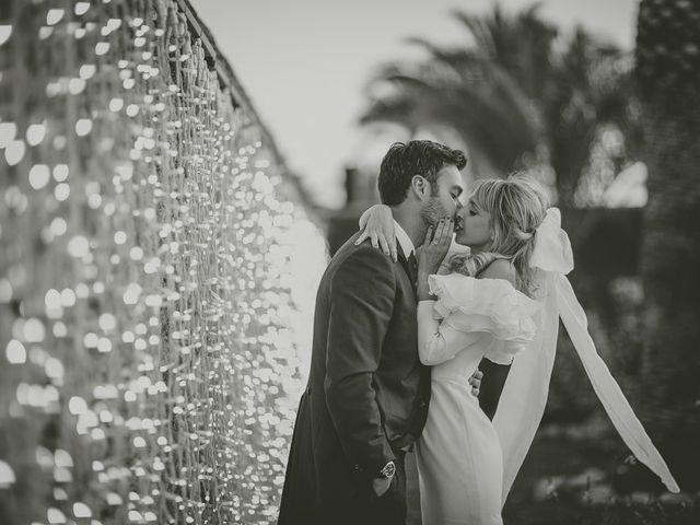 La boda de Juan y Elena en La Manga Del Mar Menor, Murcia 120