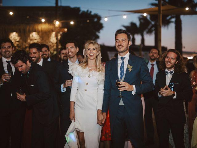 La boda de Juan y Elena en La Manga Del Mar Menor, Murcia 126