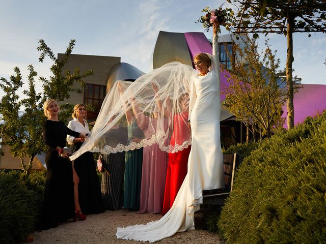 La boda de Aitor y Laura en Elciego, Álava 27
