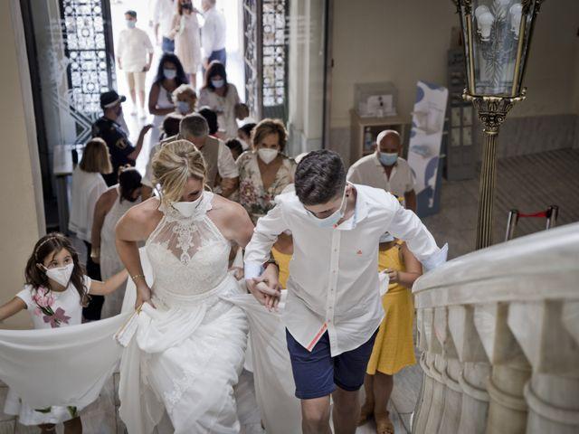 La boda de Vane y Hugo en Castelló/castellón De La Plana, Castellón 14