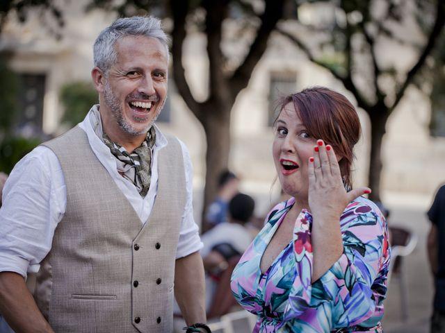 La boda de Vane y Hugo en Castelló/castellón De La Plana, Castellón 23