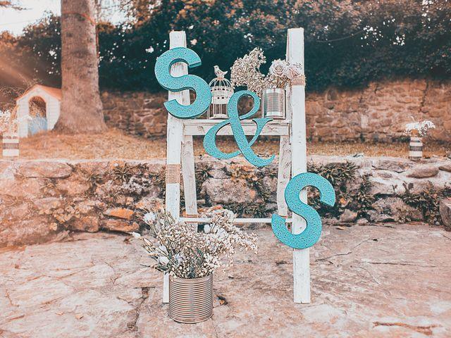 La boda de Sergio y Susanna en Sant Esteve De Llemana, Girona 28