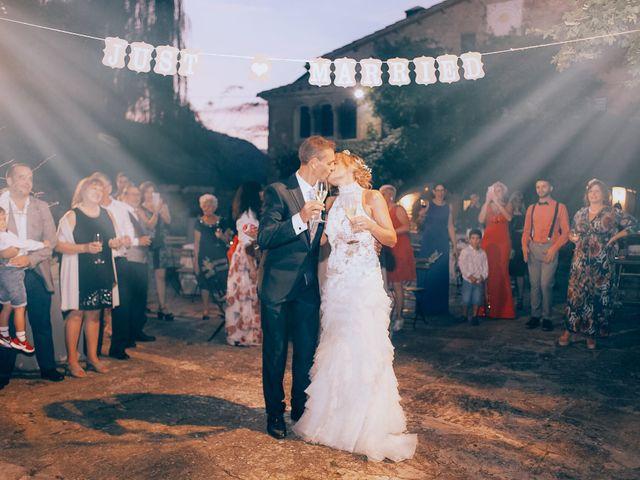 La boda de Sergio y Susanna en Sant Esteve De Llemana, Girona 61