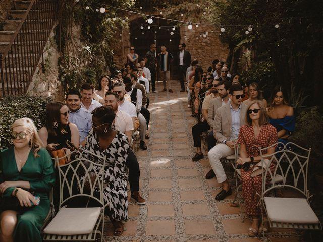 La boda de Oliver y Alice en Olivella, Barcelona 23