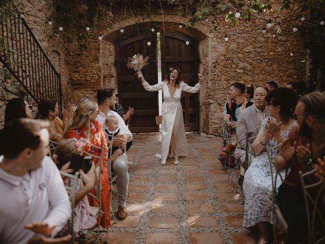 La boda de Oliver y Alice en Olivella, Barcelona 26