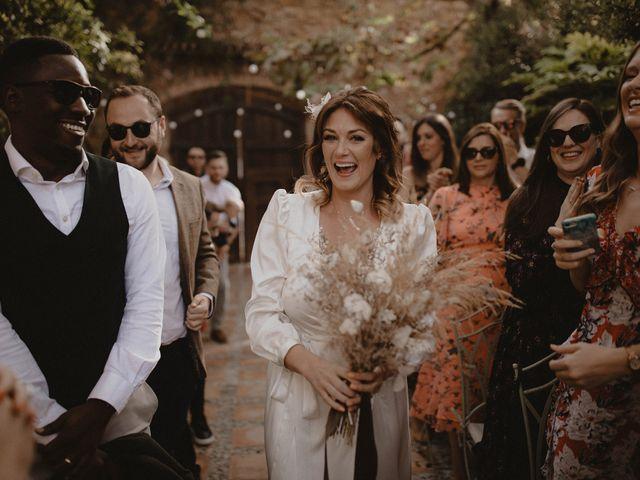 La boda de Oliver y Alice en Olivella, Barcelona 27