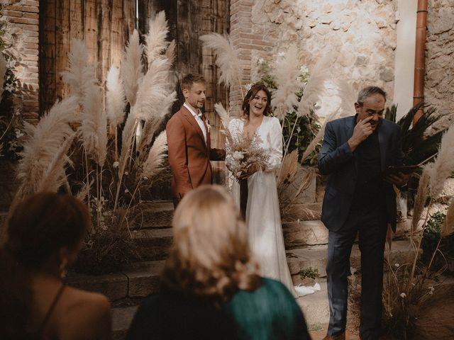 La boda de Oliver y Alice en Olivella, Barcelona 28