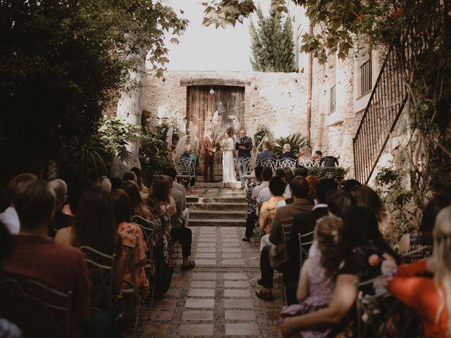 La boda de Oliver y Alice en Olivella, Barcelona 29