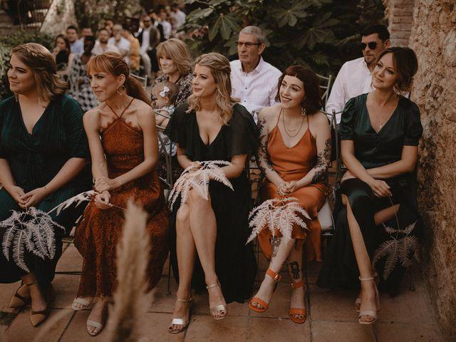 La boda de Oliver y Alice en Olivella, Barcelona 30