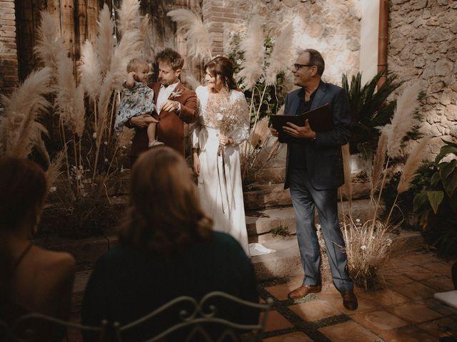 La boda de Oliver y Alice en Olivella, Barcelona 31