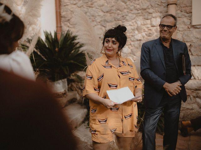 La boda de Oliver y Alice en Olivella, Barcelona 33