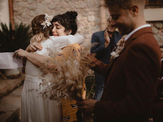 La boda de Oliver y Alice en Olivella, Barcelona 34