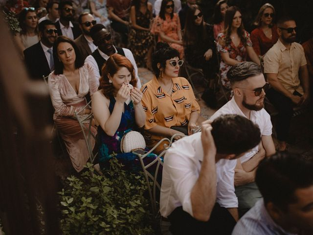 La boda de Oliver y Alice en Olivella, Barcelona 35