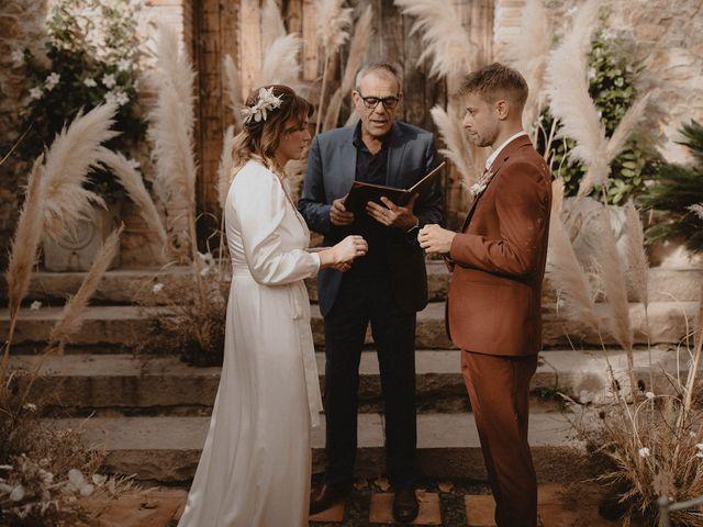 La boda de Oliver y Alice en Olivella, Barcelona 36