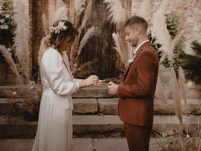 La boda de Oliver y Alice en Olivella, Barcelona 38