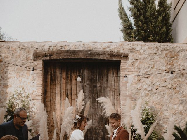 La boda de Oliver y Alice en Olivella, Barcelona 40