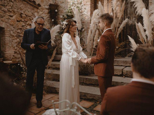 La boda de Oliver y Alice en Olivella, Barcelona 41