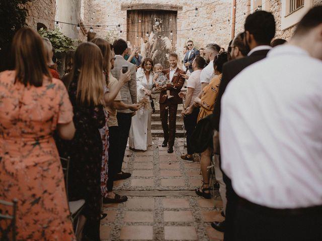 La boda de Oliver y Alice en Olivella, Barcelona 42
