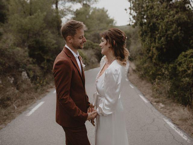 La boda de Oliver y Alice en Olivella, Barcelona 46
