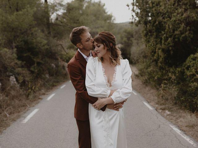 La boda de Oliver y Alice en Olivella, Barcelona 48