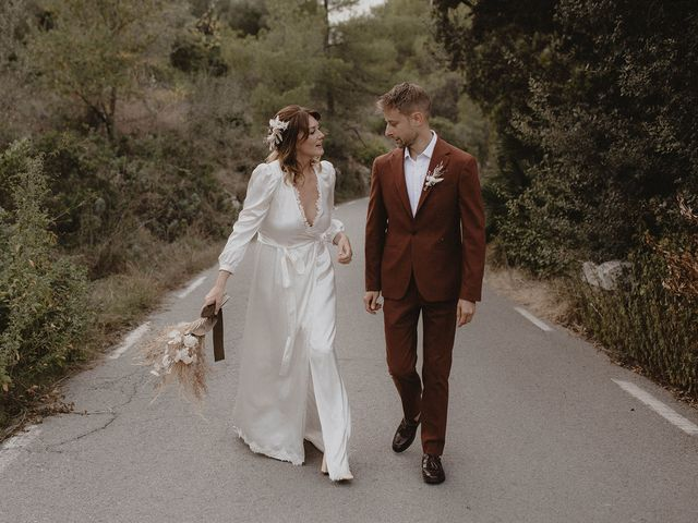 La boda de Oliver y Alice en Olivella, Barcelona 49